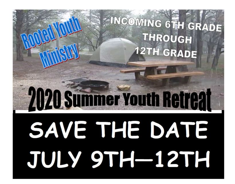 Retreat Save the Date